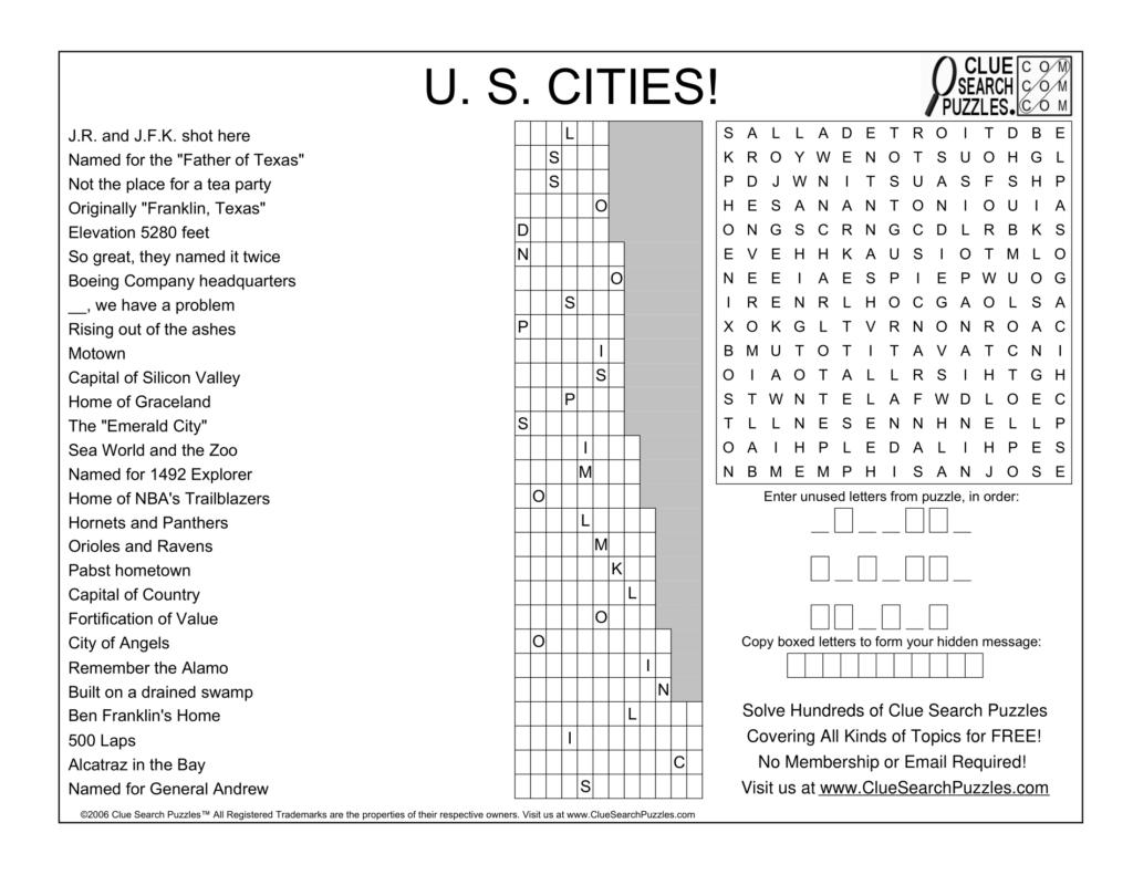 us cities trivia quiz